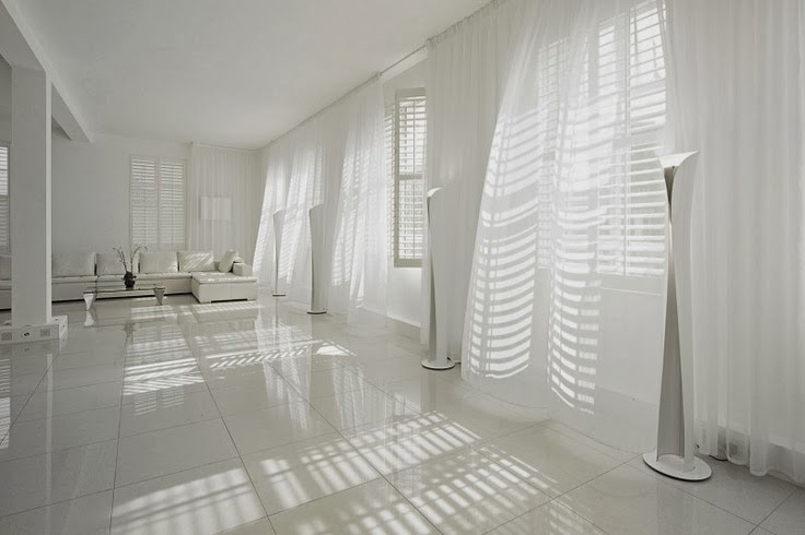 Visillos cortinas y estores le n - Cortinas y visillos confeccionados ...