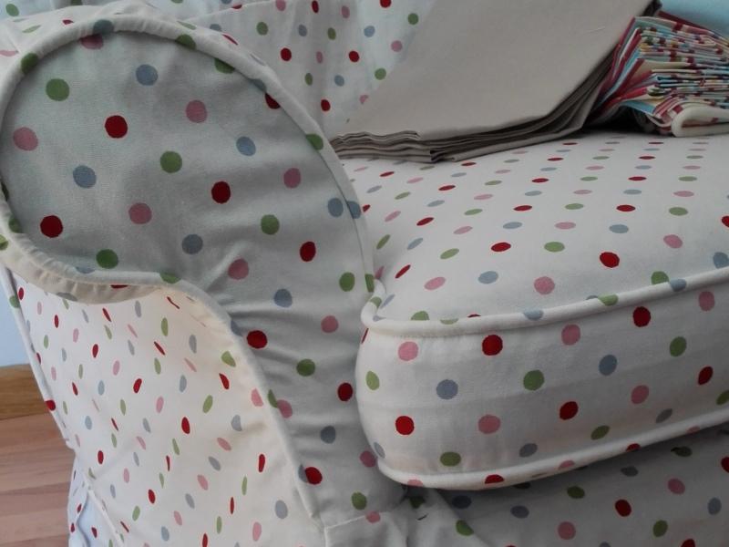 Confección de fundas para sofás a medida – Cortinas y Estores León